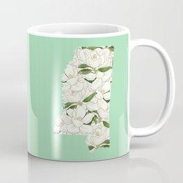 Mississippi in Flowers Coffee Mug