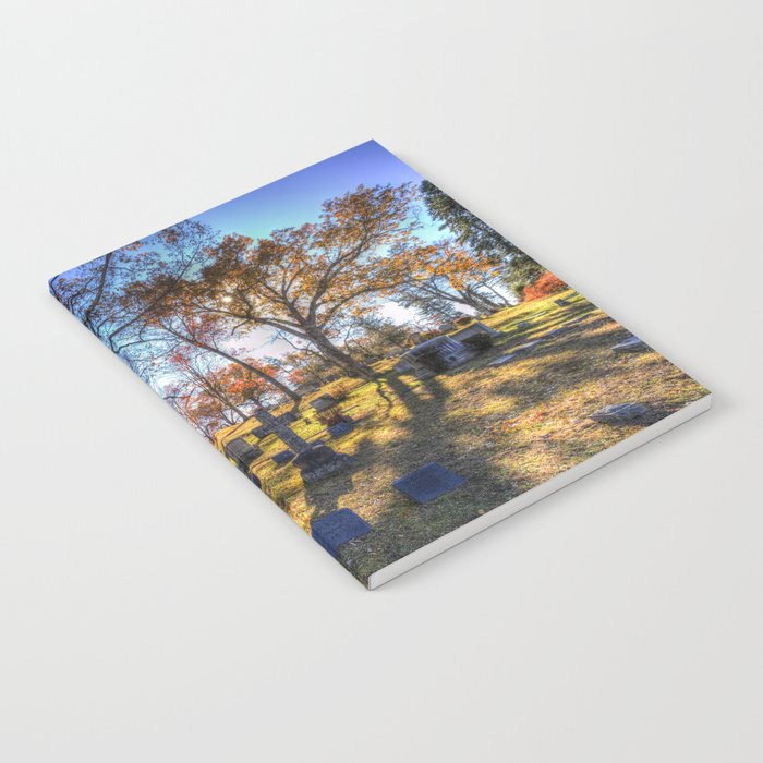 Sleepy Hollow Cemetery New York Notebook