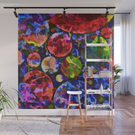Celestial Wholeness Wall Mural