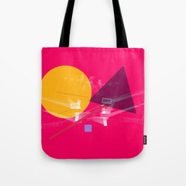 Play with Shapes Tote Bag