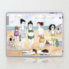 Beach Babes Laptop & iPad Skin