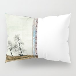 Trees Without Leaves Pillow Sham