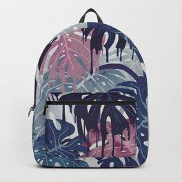 Monstera Melt Backpack