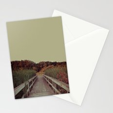 Our Youth is Fleeting, Old Age is Just Around the Bend. Stationery Cards