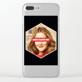 Santa Clarita diet Clear iPhone Case