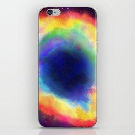 Donut Nebula iPhone Skin
