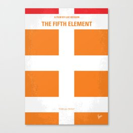 No112 My Fifth Element MMP Canvas Print