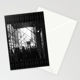 Noise Stationery Cards