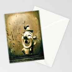 Clown Games Stationery Cards