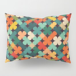 Lucky Clover Pillow Sham