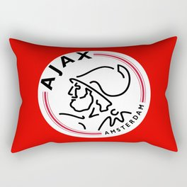 ajax amsterdam Rectangular Pillow