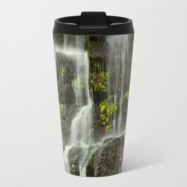 Ho Opi'i Waterfall  Travel Mug