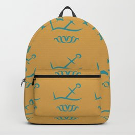 Sunken Anchor Backpack
