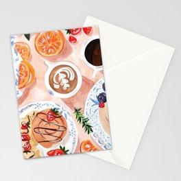 Brunch Stationery Cards