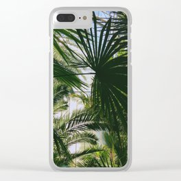 IN THE JUNGLE #1 Clear iPhone Case
