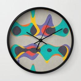 Pronunciation Wall Clock