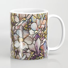 Louis Comfort Tiffany - Decorative stained glass 10. Coffee Mug