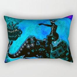 ELEPHANT JOURNEY Rectangular Pillow