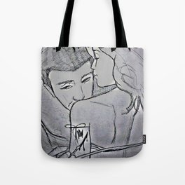 Grown Woman Business #1 (Muse collection)  Tote Bag