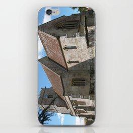 Ancient parish church iPhone Skin