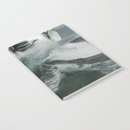 Buddha in the sea Notebook