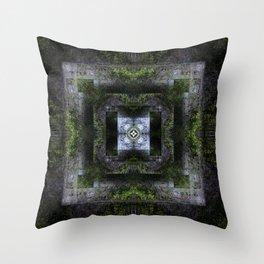 Pathway: Corniglia Throw Pillow