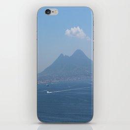 Naples views iPhone Skin