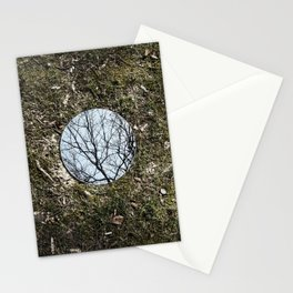 Reflections, Three Stationery Cards