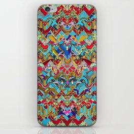 Wild Chevron- Indian Style iPhone Skin
