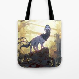 The Keeper Tote Bag