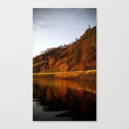 (#156) Fall Colors Canvas Print
