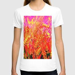 Wheat Pattern #Society 6 # buy art  #decor T-shirt