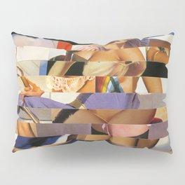 Glitch Pin-Up Redux: Sophia Pillow Sham