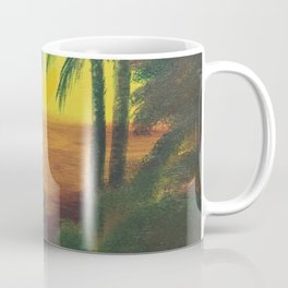 Day in the wetlands Coffee Mug