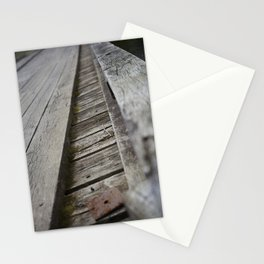 Camp Linn Haven Bridge Stationery Cards