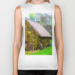 The Thatched Bog Biker Tank