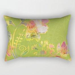 Subtle Soriya Rectangular Pillow