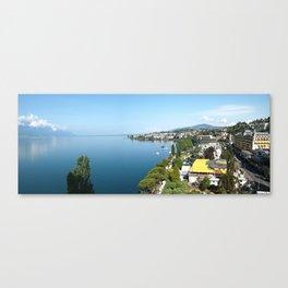 Montreux Canvas Print