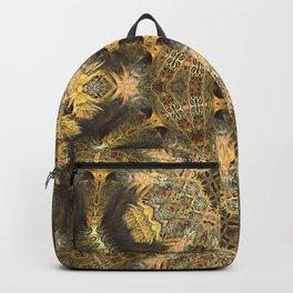 Bone Kaleidoscope - Cathedral Backpack
