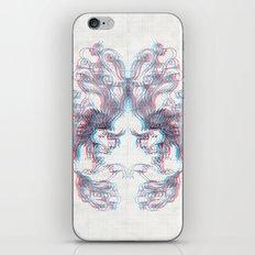 3D Fox iPhone & iPod Skin