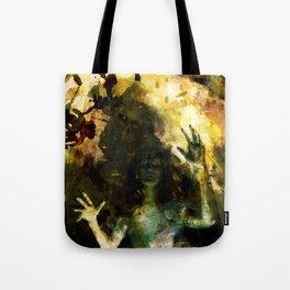 Spinner of Lies Tote Bag