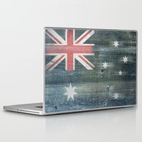 australia Laptop & iPad Skins featuring Australia by Arken25