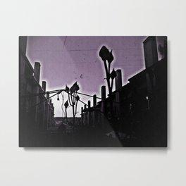 ocaso Metal Print