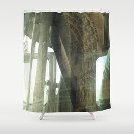 Liminal04 Shower Curtain