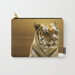 Golden Tiger Carry-All Pouch