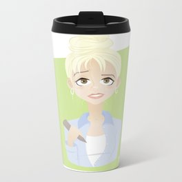 Buffy Metal Travel Mug
