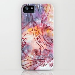 Carry On iPhone Case