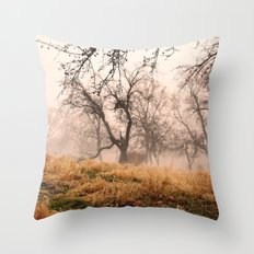 Natural Mystic in the Air Throw Pillow