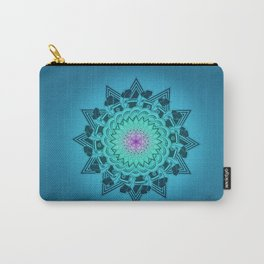 FEATHER MANDALA Carry-All Pouch