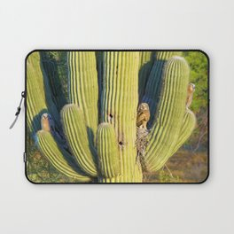 Wild and Wide Eyed Laptop Sleeve